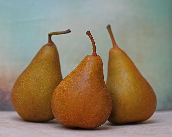 Cezannesque Pears.jpg