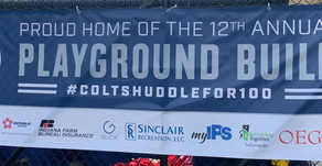 Rebuilding Together Indianapolis partners with Indianapolis Colts for 12th Annual Playground Build