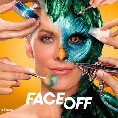SYFY's FACE OFF TV PROMO