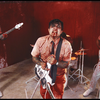 FRANK IERO - WEIGHTED Video  Blood Gags by Ill Willed  Directed by Ghost Cow Films