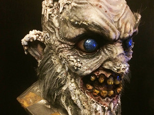 OLDMAN Winter Latex Mask