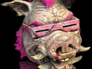 Bebop Latex Mask