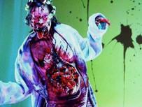 """""""Home Invasion"""" Zombie"""