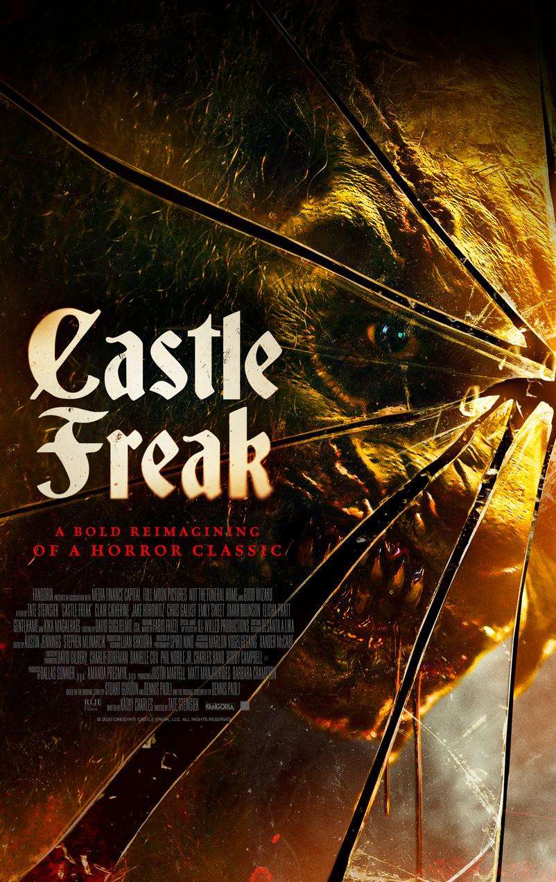 THE FILMS OF TATE STEINSIEK