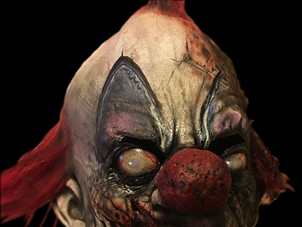 Crispy the Clown Latex Mask