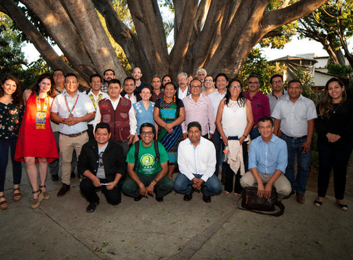 Strength in Unity: IP/LC Global Committee Convenes in Oaxaca