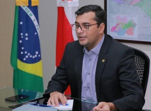 Governor Lima Calls for one Million COVID-19 Tests for the Amazon Region