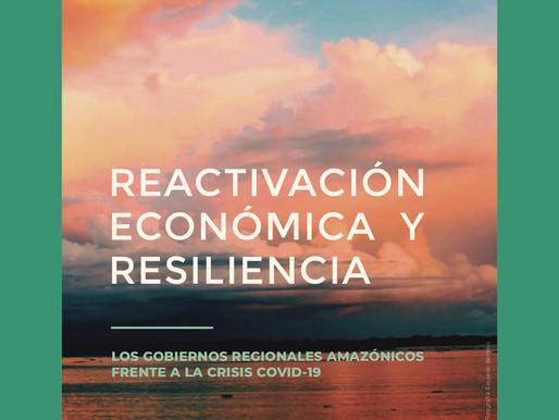 Reactivación Económica y Resiliencia: Los gobiernos regionales Amazónicos frente a la COVID-19