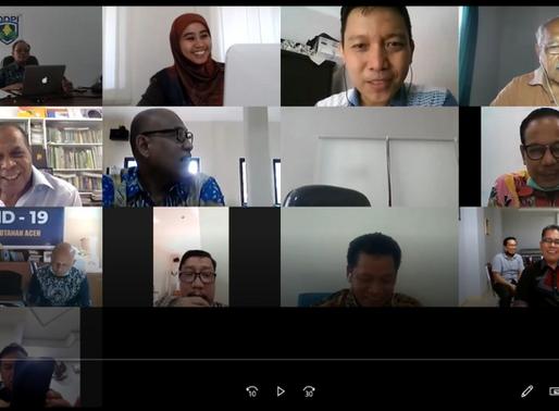 Indonesian Provinces Advance Initiatives Through Virtual Collaboration