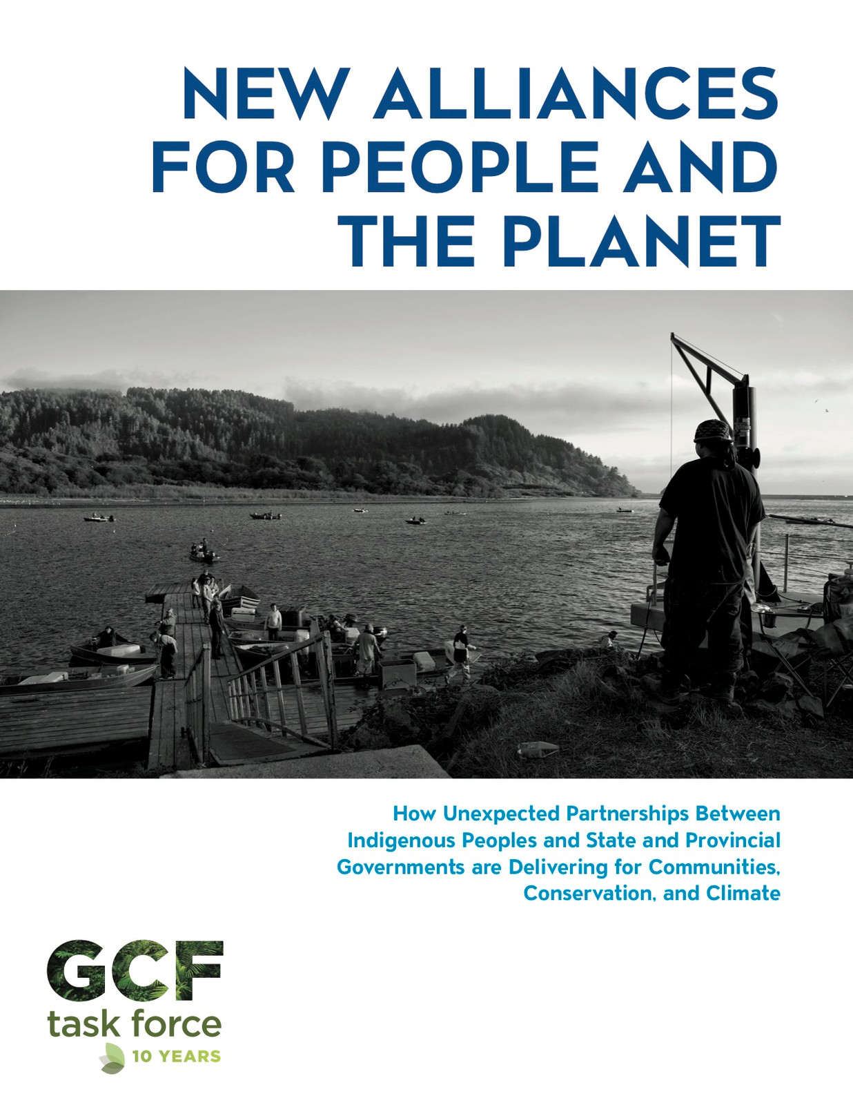 New Alliances for People & the Planet
