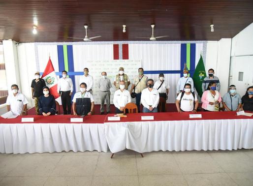 Loreto Forms Indigenous COVID-19 Command