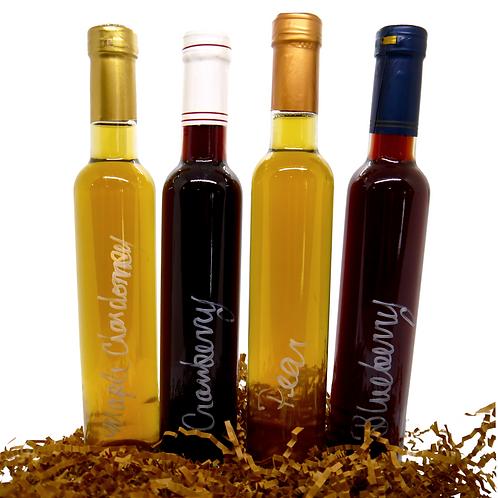 4 Bottle Vinegar