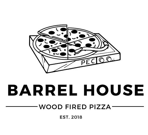 Barrel House Wood Fired Pizza Logo