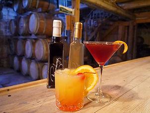 Canadian Cellars Barrel Aged Vinegar Cocktail Alcohol
