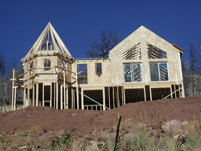 f ouray40 Frame house