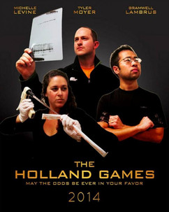 The Holland Games