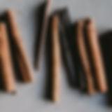 Bâtonnets de cannelle