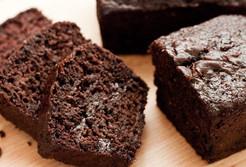 Chocolate Walnut Zucchini Bread