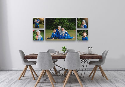 The Alby Wall Art Collection