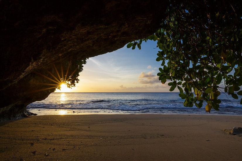 Isobel Cave Sunset