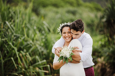 2 hours of coverage.   Full Gallery of high resolution, professionally edited images.  Private online image gallery to view & download images. Elopement packages are for couples with a maximum of 10 guests.