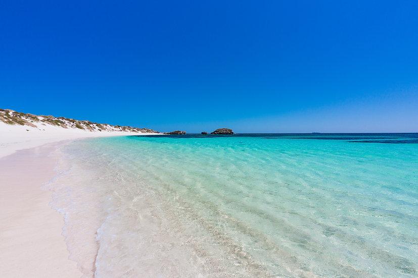 The Beach - Rottnest Island