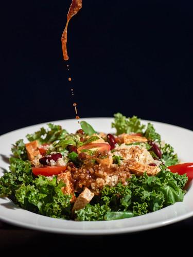Kale Couscous Salad