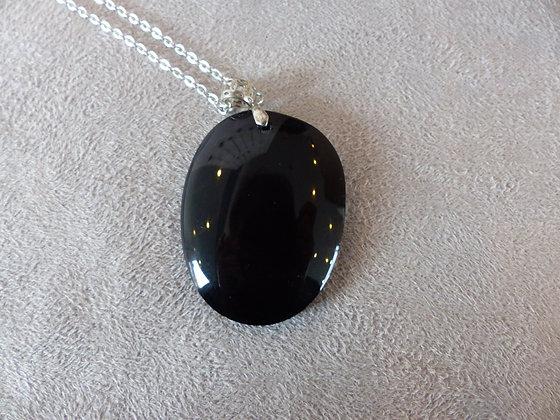 Obsidienne Noire oeil céleste