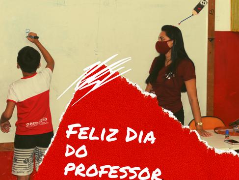 AOS NOSSOS EDUCADORES