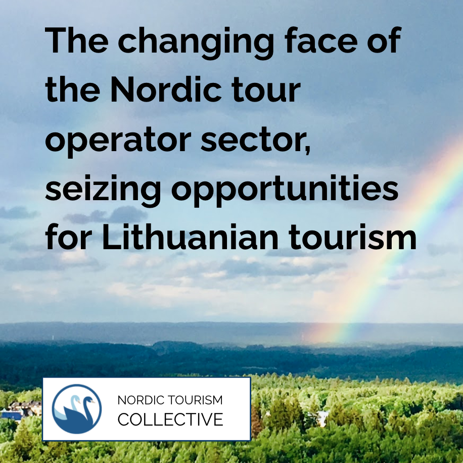 Tourism to Lithuania