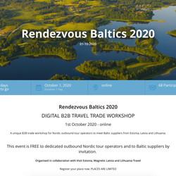 Rendezvous Baltics