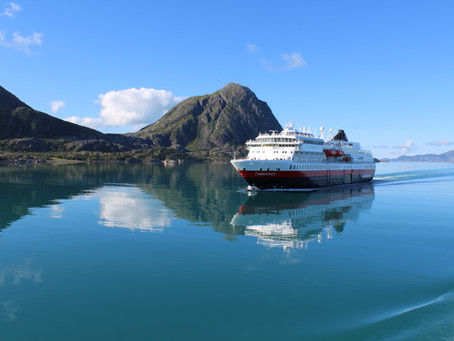 Hurtigruten to use dead fish for power