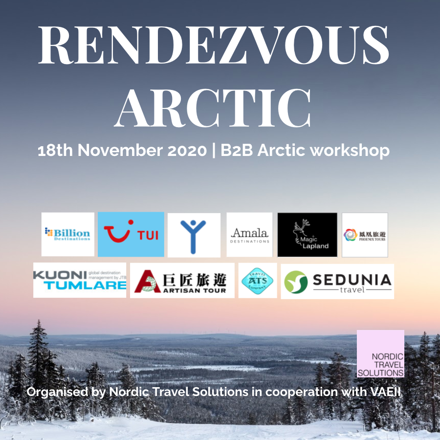 Rendezvous Arctic workshop