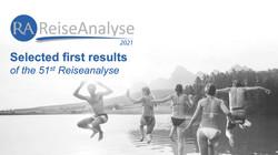 Reiseanalyse First Result for 2021
