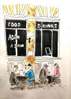 Oslo cafe