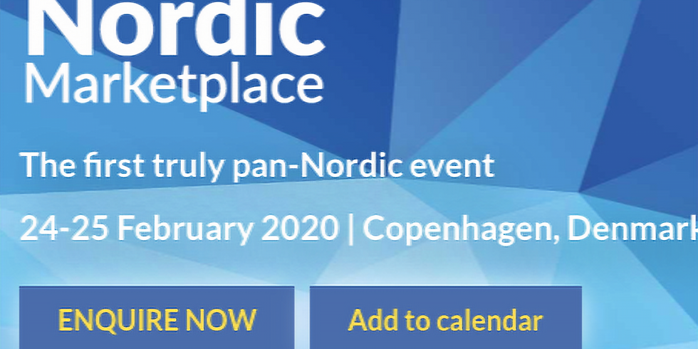 NORDIC MARKETPLACE 2020