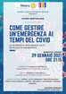 GUIDO BERTOLASO INCONTRA 9 CLUB ROTARY