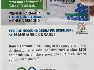 SAVE THE DATE: BANCO FARMACEUTICO