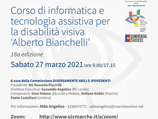 """CORSO INFORMATICA """"ALBERTO BIANCHELLI"""""""