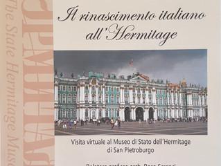 """""""IL RINASCIMENTO ITALIANO ALL'HERMITAGE"""""""
