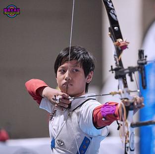 Macau Indoor Archery Open 2019 D3 555ky.