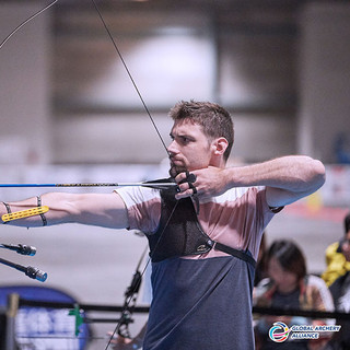 Macau Indoor Archery Open 2019 D2E 186ky