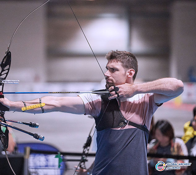 Macau Indoor Archery Open 2019 D2E 186ky