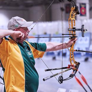 Macau Indoor Archery Open 2019 D1E 185ky