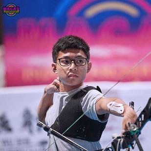 Macau Indoor Archery Open 2019 D2E 179ky