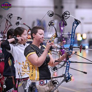 Macau Indoor Archery Open 2019 D3 179ky.
