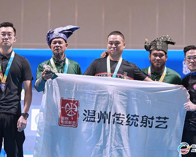 Macau Indoor Archery Open 2019 D2E 432ky