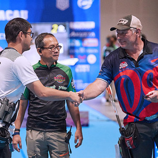 Macau Indoor Archery Open 2019 D2E 333ky