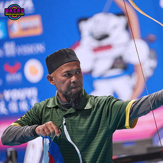 Macau Indoor Archery Open 2019 D2E 371ky