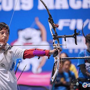 Macau Indoor Archery Open 2019 D3 547ky.